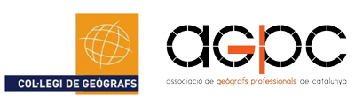 Col·legi de Geògrafs Logo