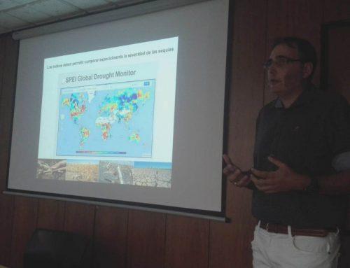 Conferència de Sergi M. Vicente-Serrano