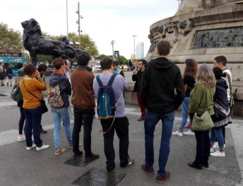 "Periple ""Gestionant la ciutat turística. Turisme 2020 Barcelona"""