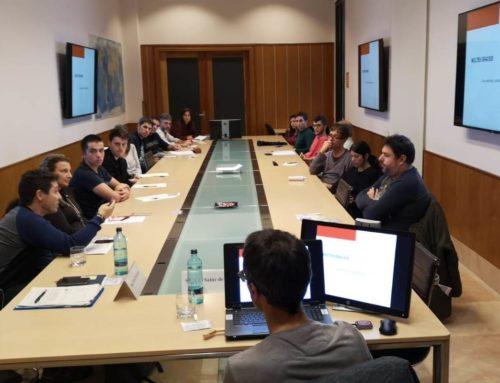 Periple – Xerrada Patrimoni Natural i Biodiversitat a Catalunya, aplicacions i reptes de futur per geògrafs professionals. A càrrec d'en Pau Sainz de la Maza Marsal