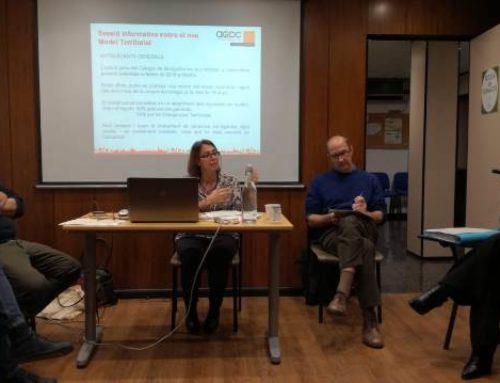 Posicionament de la Junta de la Delegació del Col·legi de Geògrafs a Catalunya davant el nou Model Territorial
