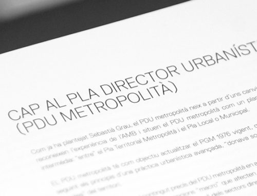 Pla Director Ubanístic Metropolità