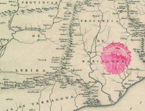 """Exposició  """"Mapes, país, futur: centenari de l'exposició cartogràfica catalana (1919)"""""""