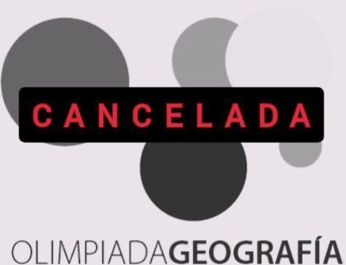 Cancel·lada la Fase Estatal de la Olimpíada de Geografia
