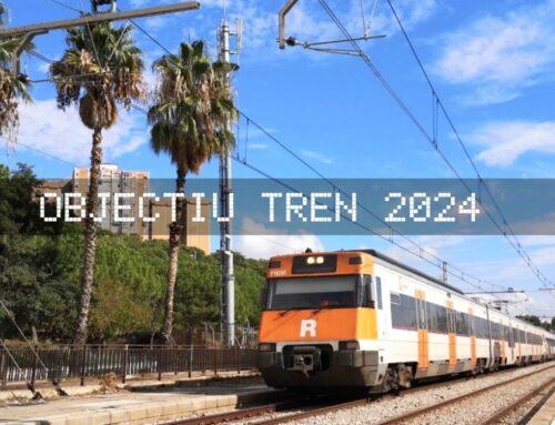 El ferrocarril com a estratègia per una mobilitat sostenible i inclusiva a Catalunya