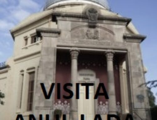 Anul·lada la visita a l'Observatori Fabra de Barcelona