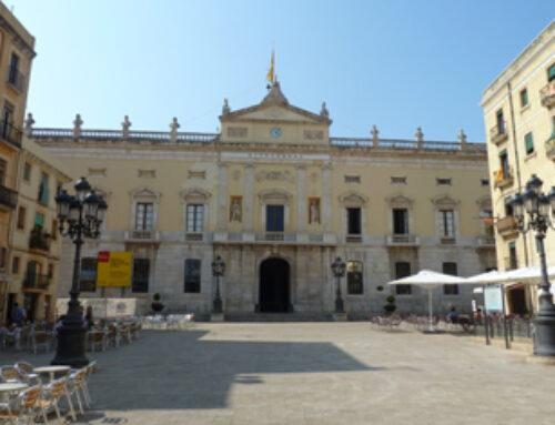 Estimat el recurs presentat pel Col·legi davant l'Ajuntament de Tarragona