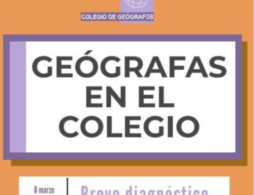 Diagnosi sobre la situació de les geògrafes